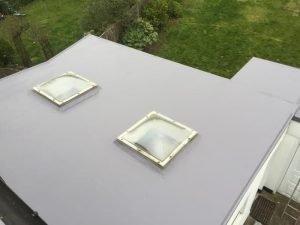 GRP Roofing London