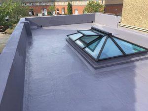 Flat Roofing London - Fibreglass Flat Roof Windows London ...
